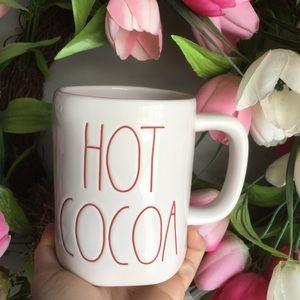 Rae dunn hot cocoa mug